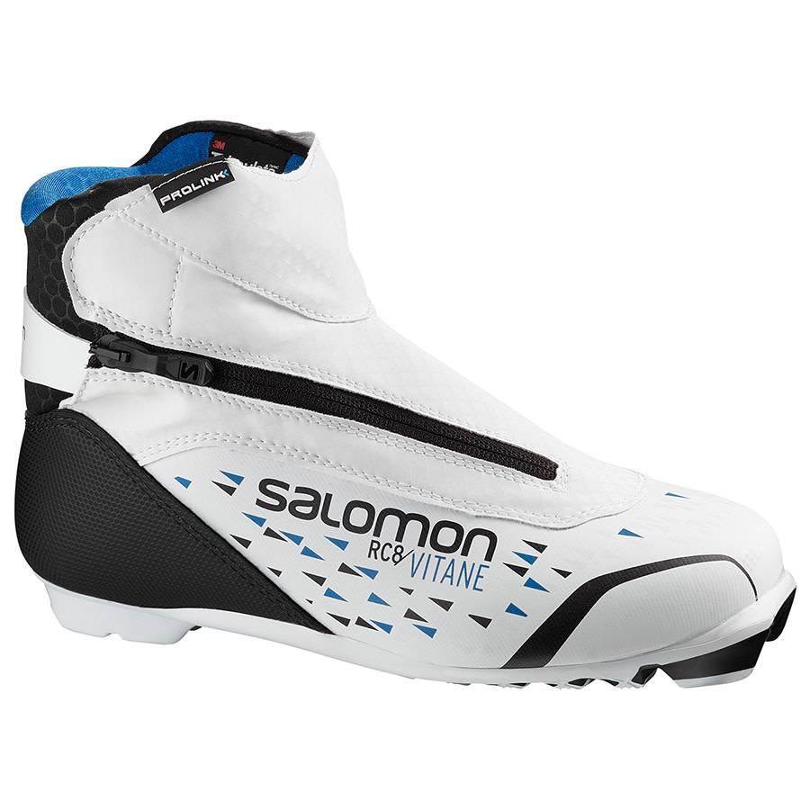 Bottes Salomon RC8 Vitane Prolink '20