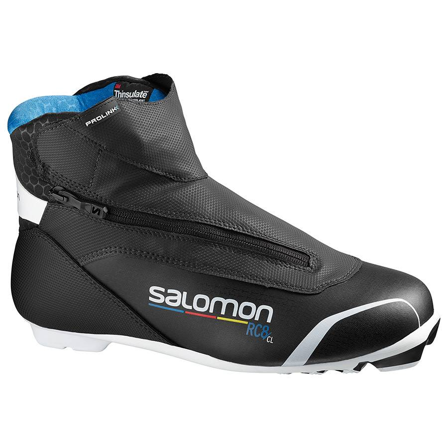 Bottes Salomon RC8 Prolink '20
