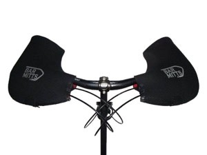 Bar Mitts VTT Xlarge noir comp. ext. guidon
