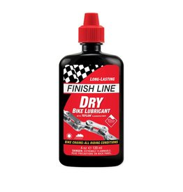 Huile Finish Line dry lube 4oz