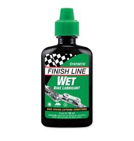 Huile Finish Line wet lube 2oz (60ml)