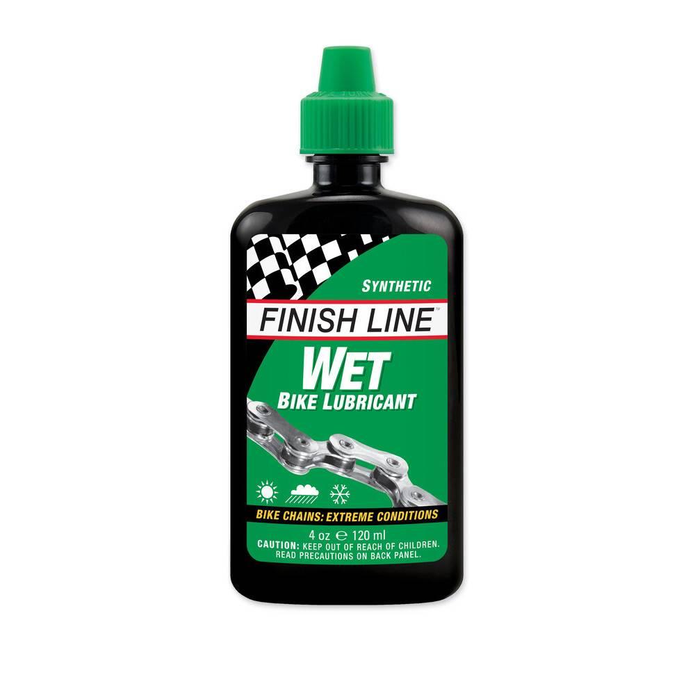 Huile Finish Line wet lube 4 oz (120ml)
