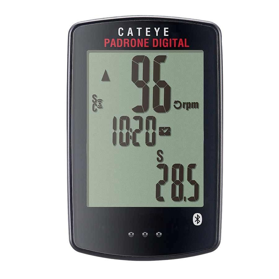 Cyclomètre CatEye Padrone sans fil vitesse/cadence
