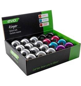 Sonnettes Evo couleurs variées