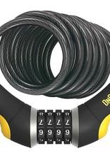 Cadenas câble Onguard Doberman combinaison 10mm