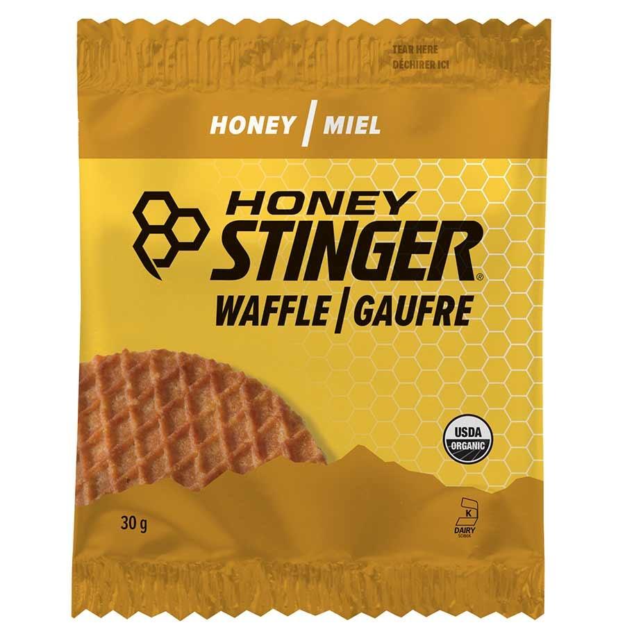 Honey Stinger gauffres