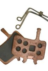 Plaquettes frein Avid Juicy 7/5 BB7 metalic