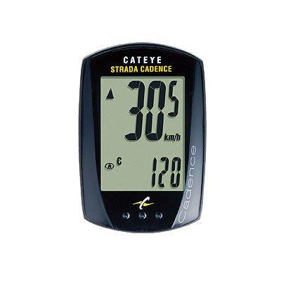 Cyclometre Cateye Strada cadence