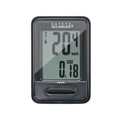 Cyclometre Cateye Velo wireless noir