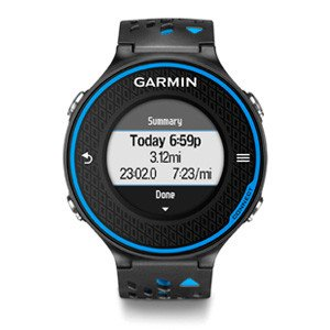 GARMIN Garmin Forerunner 620 avec moniteur cardiaque noir