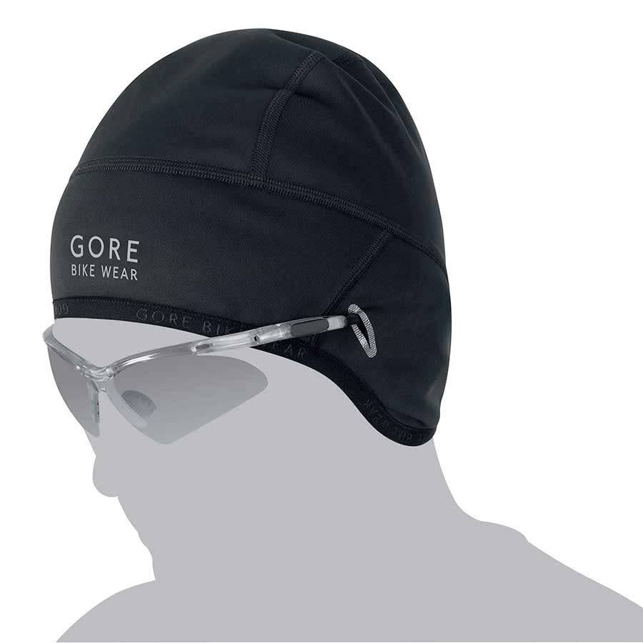 GORE BIKE WEAR Tuque Gore SO Thermo noir