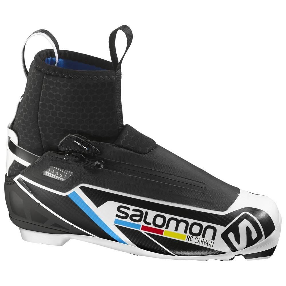 Bottes Salomon RC Carbon Prolink '18