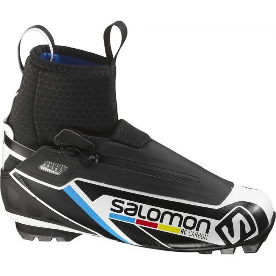 Bottes Salomon RC Carbon Pilot '18