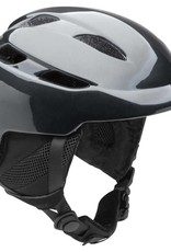 LOUIS GARNEAU Casque LG Ghost gris/rouge M