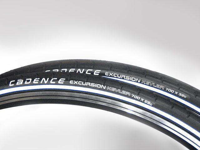 Pneu Cadence Excursion 700 * 28