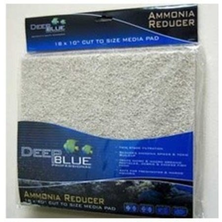 Deep Blue Ammonia Reducer Pad
