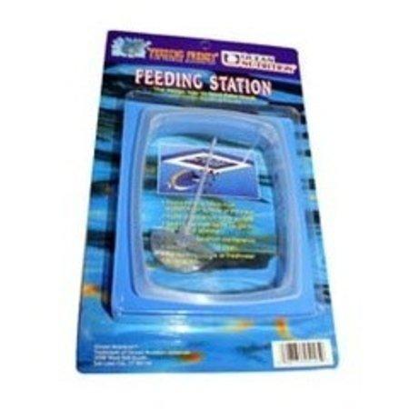 Ocean Nutrition Feeding Station