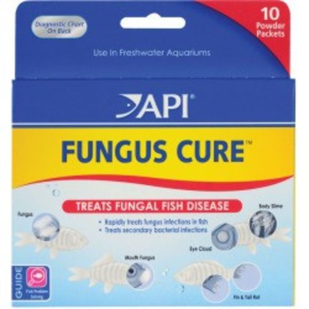 API Fungas Cure Powder Packs (10)