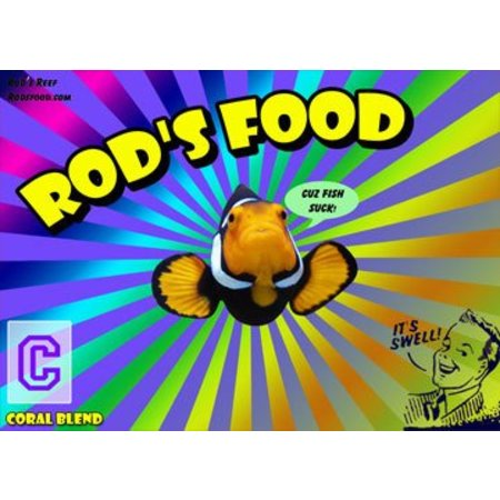 Rod's Coral Blend 2oz