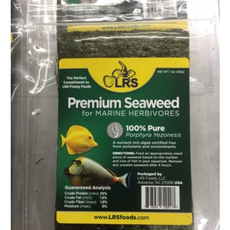 LRS Premium Seaweed 30g