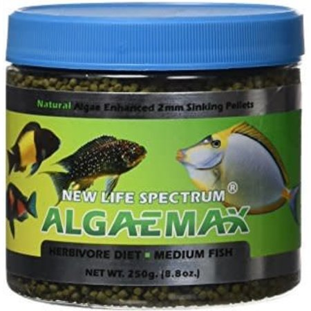 New Life Spectrum Algaemax 1mm Pellet 250g