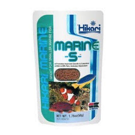 Hikari Marine S Pellets Food 50g