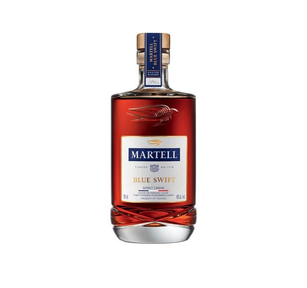 Martell Blue Swift Cognac VSOP ABV 40% 750 ML