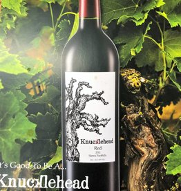 Knucklehead Old Vine Zinfandel 2016 ABV 14%  750 ML