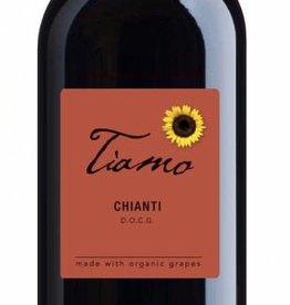 Tiamo Organic Chianti 2016 ABV 13% 750 ML