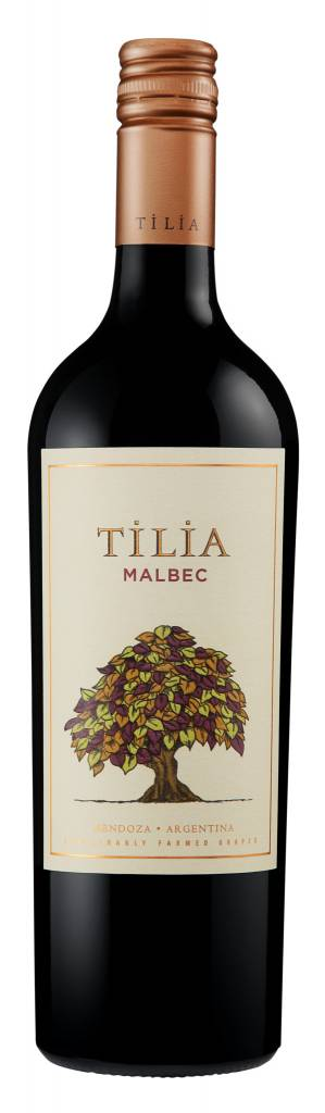 Tilia Malbec 2017 ABV 12.5% 750 ML