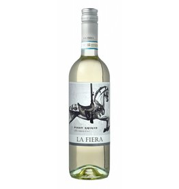 La Fiera Pinot Grigio 2017 ABV 12% 750 ML