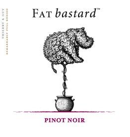 Fat Bastard Pinot Noir 2018 ABV 12.5% 750 ML