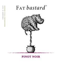 Fat Bastard Pinot Noir 2017 ABV 12.5% 750 ML