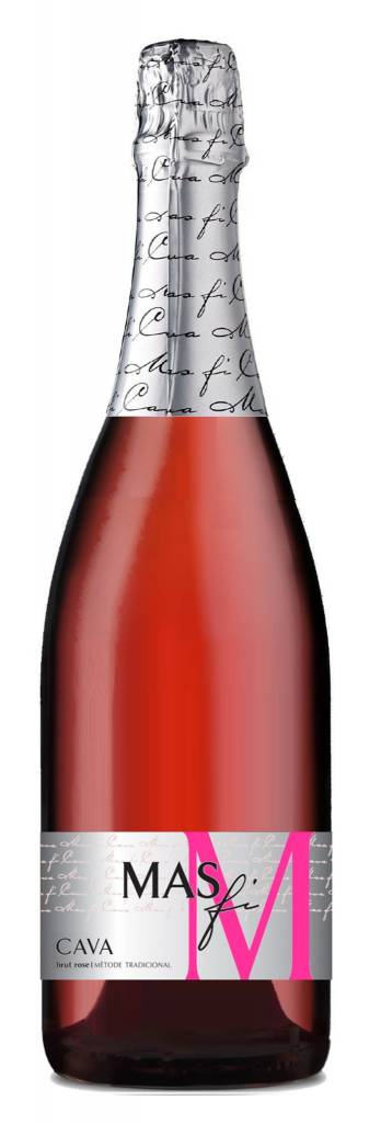 Mas Fi Brut Rose ABV 11.5% 750 ML