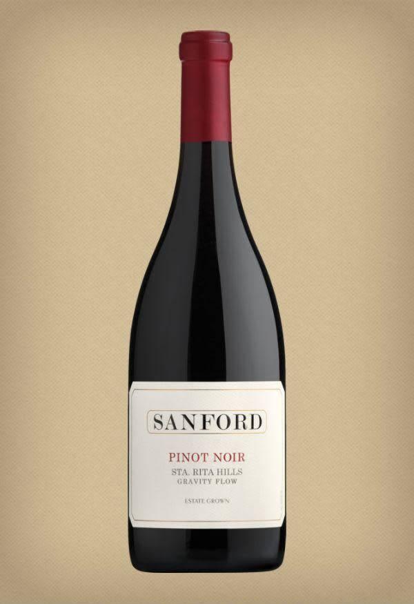 Sanford Pinot Noir 2014 ABV 14.5% 1.5 L