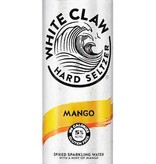 White Claw Mango Spiked Sparkling ABV 5% 6 Pack Can