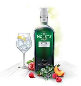 Nolet's  Silver Dry Gin ABV 47.6% 750 ML