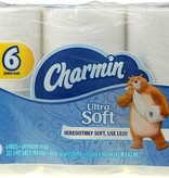 Charmin Ultra Soft 6 Count Jumbo Roll