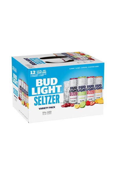 Bud Light Seltzer Variety Pack ABV 5% 12 Pack