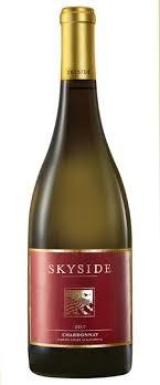 Sky Side Chardonnay 2018 ABV 14% 750 ML