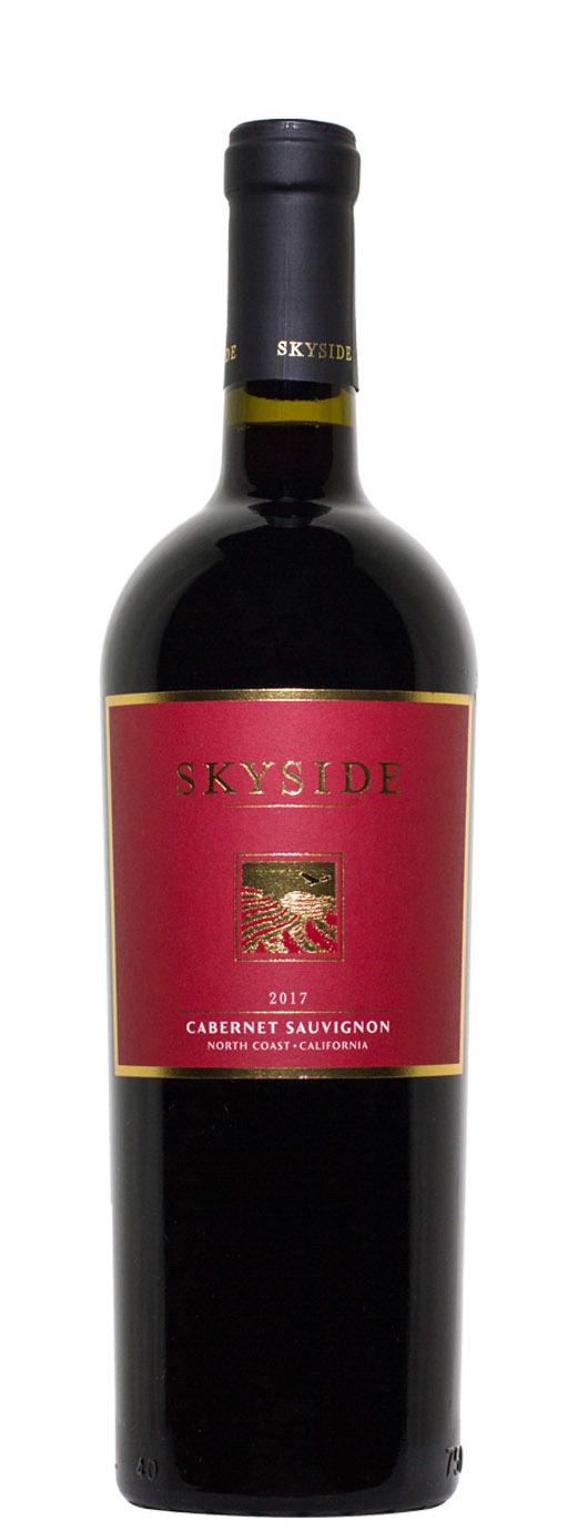 Sky Side Cabernet Sauvignon 2017 ABV 14% 750 ML