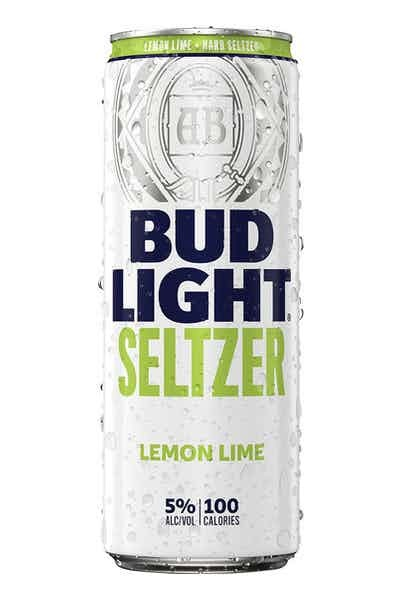 Bud Light Seltzer Lemon Lime ABV 5% 12 Pack