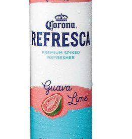 Corona Refresca Spiked Refresher Guava  ABV 4.5%