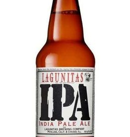 Lagunitas Brewing Co. IPA ABV: 6.2%  12 Pack can