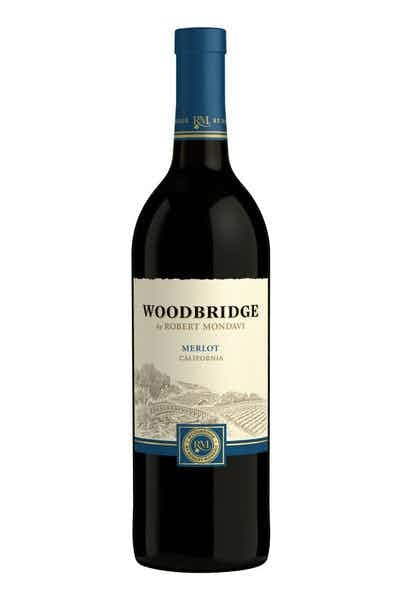Woodbridge merlot 2017 ABV 13.5% 187 ML