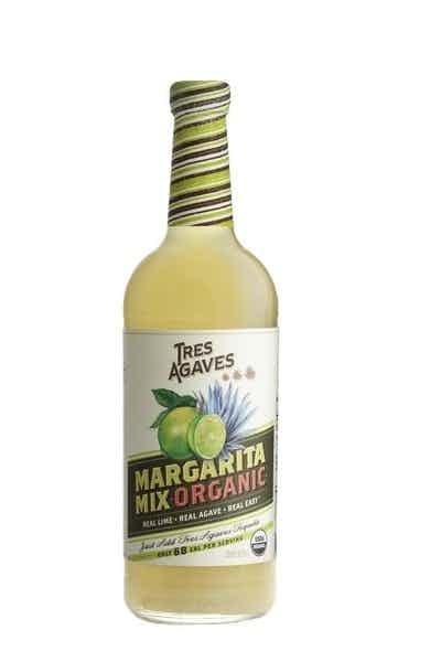 Tres Agaves Margarita Mix Organic ABV 0% 1 Liter