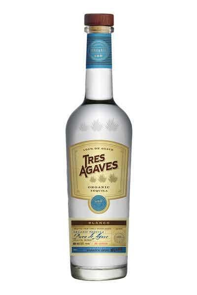 Tres Agaves Blanco ABV 40% 750 ML