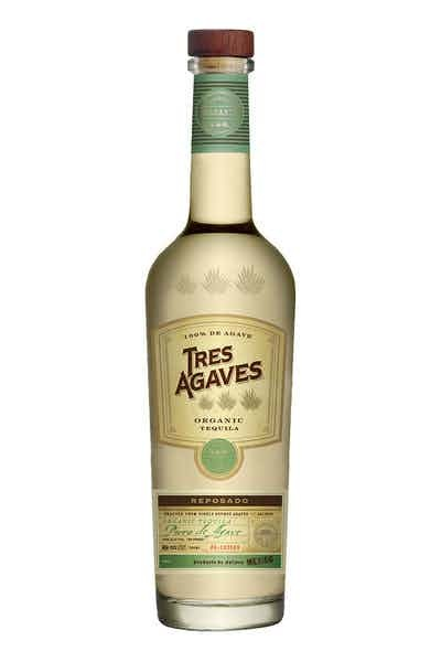 Tres Agaves Reposado ABV 40% 750 ML