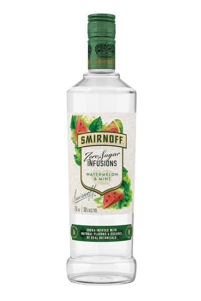 Smirnoff Vodka Watermelon & Mint ABV 30% 750 mL