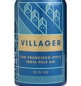 Fort Point Beer Co. Villager IPA ABV: 6.5%  12 Pack